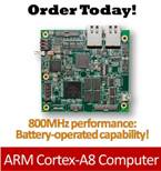 ARM Cortex-A8 Computer Board